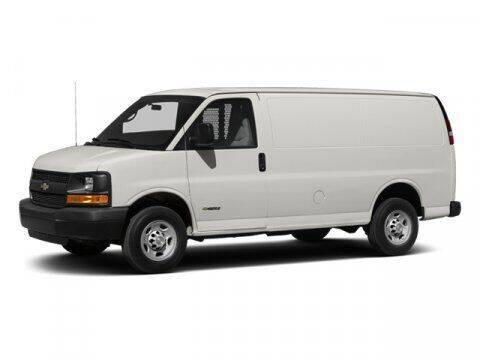 2014 Chevrolet Express Cargo for sale at NEWARK CHRYSLER JEEP DODGE in Newark DE