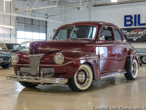 1941 Ford Master Deluxe for sale at Bill Kay Corvette's and Classic's in Downers Grove IL