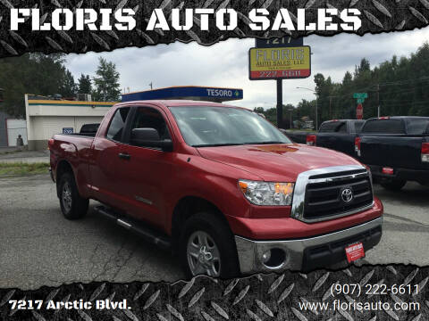 2013 Toyota Tundra for sale at FLORIS AUTO SALES in Anchorage AK