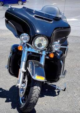 2015 Harley Davidson Ultra Limited for sale at Hoys Used Cars in Cressona PA