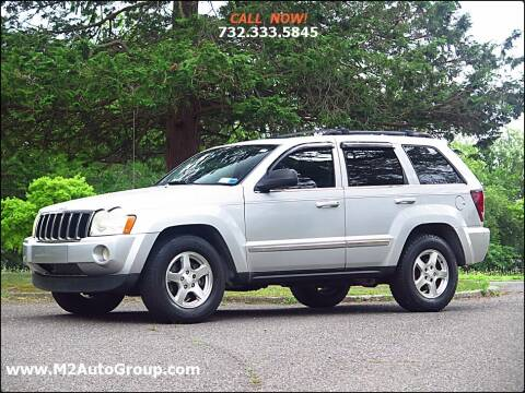 2005 Jeep Grand Cherokee for sale at M2 Auto Group Llc. EAST BRUNSWICK in East Brunswick NJ