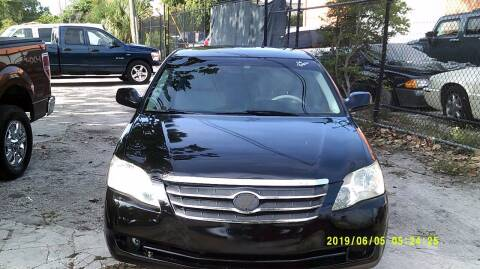 2006 Toyota Avalon for sale at LAND & SEA BROKERS INC in Deerfield FL