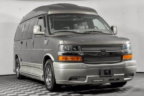 2014 Chevrolet Express Cargo for sale at Chevrolet Buick GMC of Puyallup in Puyallup WA