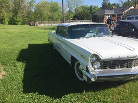 1959 Lincoln Premiere for sale at Classic Car Deals in Cadillac MI