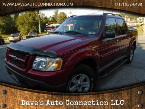2005 Ford Explorer Sport Trac for sale at Dave's Auto Connection LLC in Etters PA