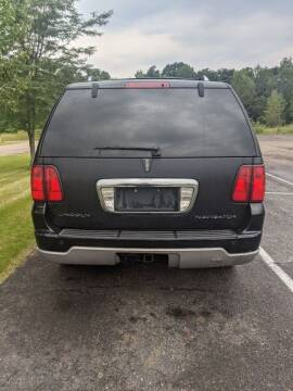 2003 Lincoln Navigator for sale at Main Stream Auto Sales, LLC in Wooster OH