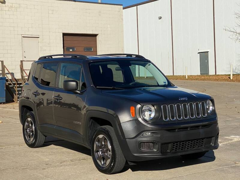 2016 Jeep Renegade for sale at MILANA MOTORS in Omaha NE