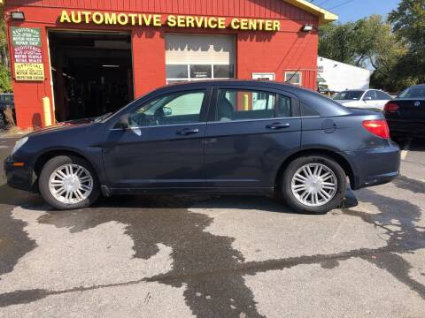 2007 Chrysler Sebring for sale at ASC Auto Sales in Marcy NY