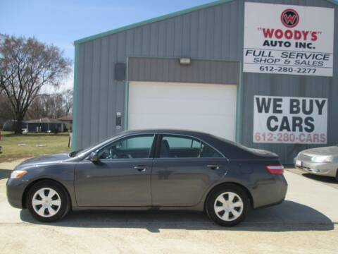 2009 Toyota Camry for sale at Woody's Auto Sales Inc in Randolph MN