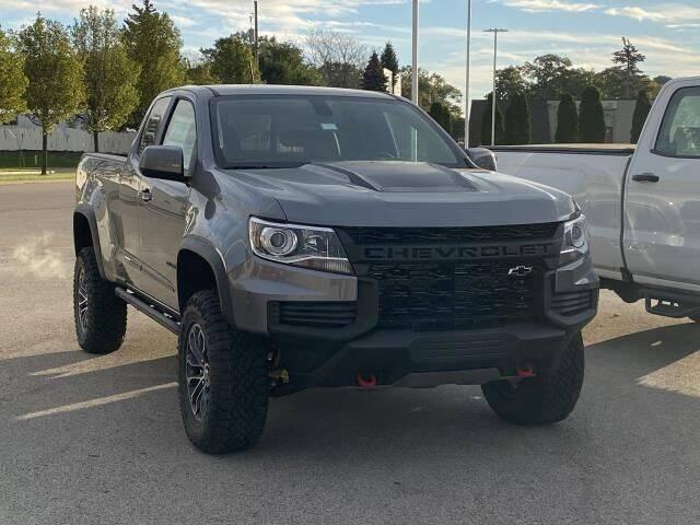 2022 Chevrolet Colorado for sale in Twin Lake, MI