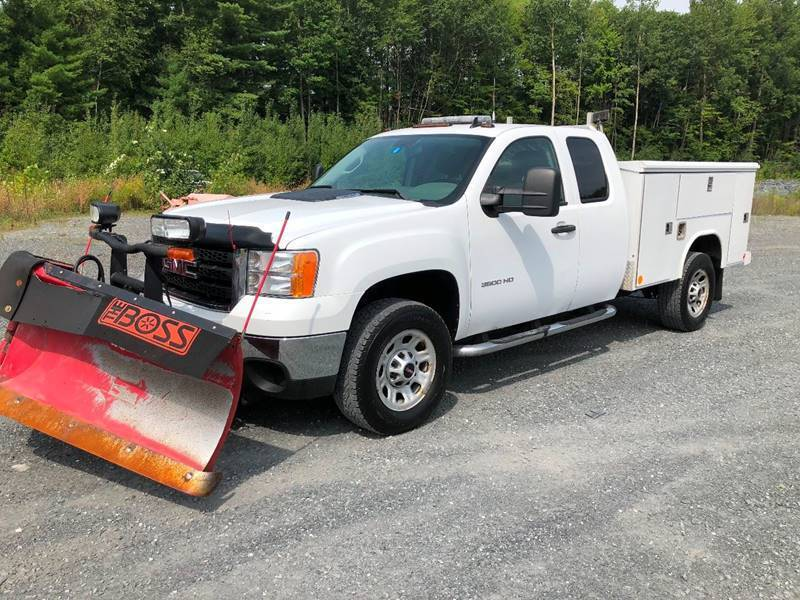 2012 GMC Sierra 3500HD for sale at American Muscle in Schuylerville NY