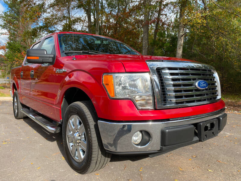2010 Ford F-150 for sale at ELAN AUTOMOTIVE GROUP in Buford GA