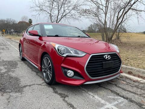 2016 Hyundai Veloster for sale at Texas Auto Trade Center in San Antonio TX