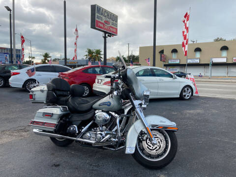 2006 Harley-Davidson Electra Glide Classic for sale at MACHADO AUTO SALES in Miami FL