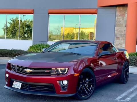 2011 Chevrolet Camaro for sale at AutoAffari LLC in Sacramento CA