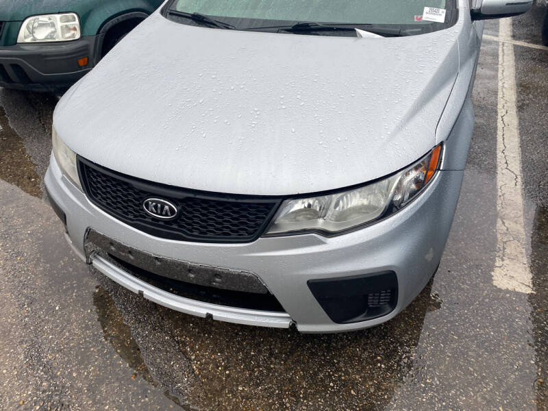 2013 Kia Forte Koup for sale at Nash's Auto Sales Used Car Dealer in Milton FL