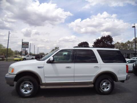 2000 Ford Expedition for sale at Hawkins Motors Sales - Lot 1 in Hillside MI