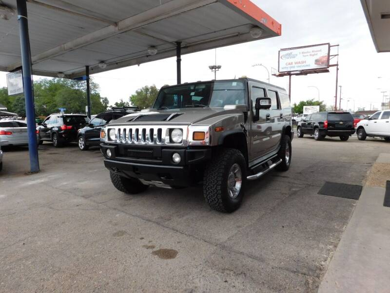 2007 HUMMER H2 for sale at INFINITE AUTO LLC in Lakewood CO