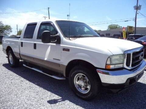 2002 Ford F-250 Super Duty for sale at PICAYUNE AUTO SALES in Picayune MS