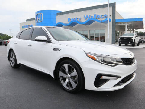 2019 Kia Optima for sale at RUSTY WALLACE HONDA in Knoxville TN