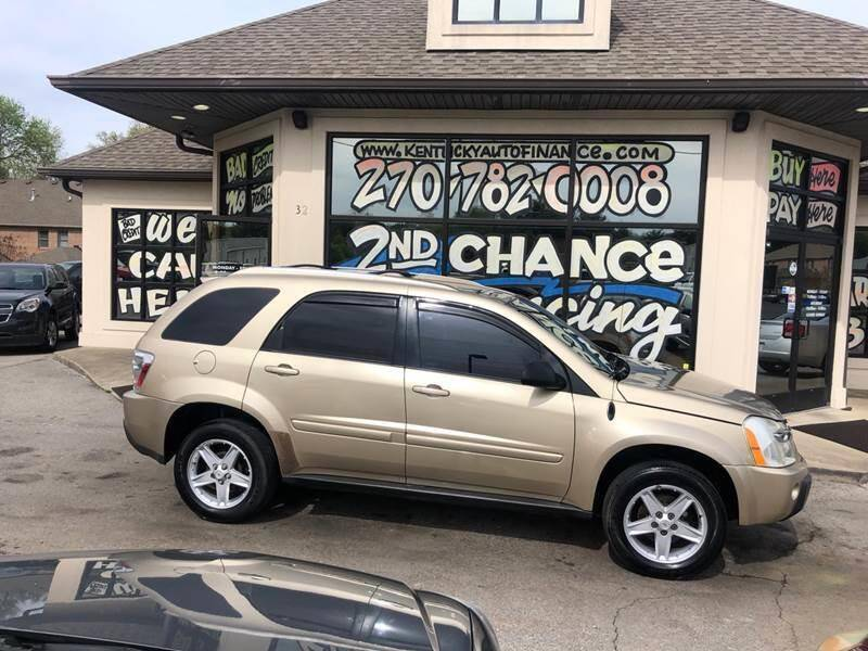 2005 Chevrolet Equinox for sale at Kentucky Auto Sales & Finance in Bowling Green KY