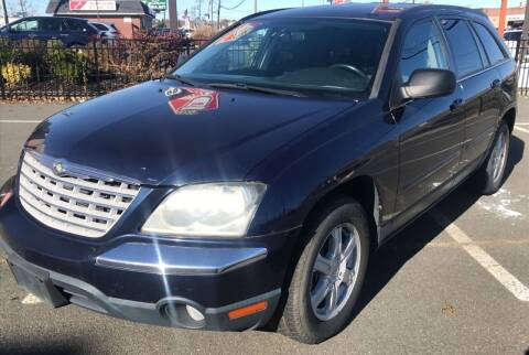 2006 Chrysler Pacifica for sale at MAGIC AUTO SALES in Little Ferry NJ