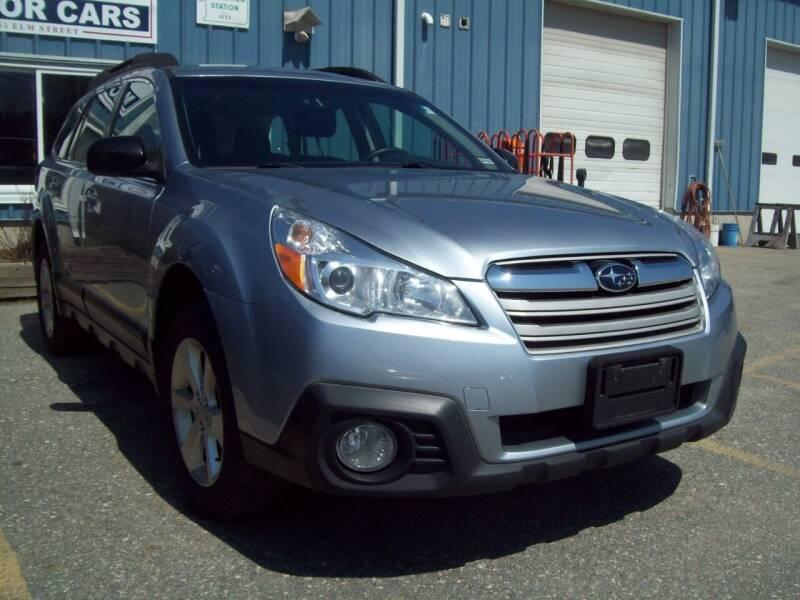2014 Subaru Outback AWD 2.5i 4dr Wagon CVT - Milford NH