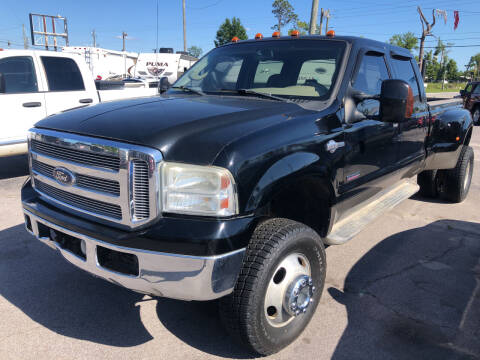 2006 Ford F-350 Super Duty for sale at Outdoor Recreation World Inc. in Panama City FL