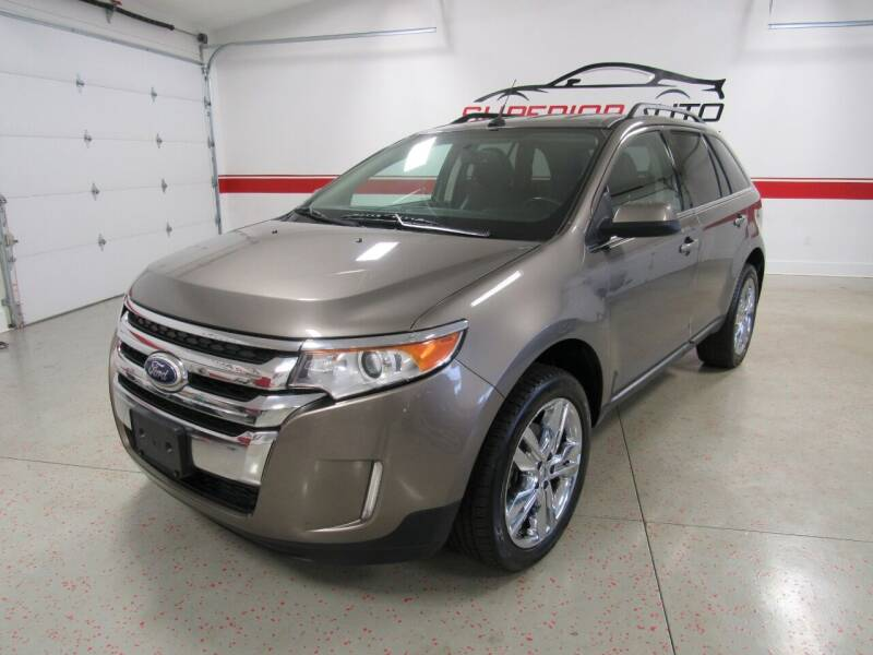 2013 Ford Edge for sale at Superior Auto Sales in New Windsor NY