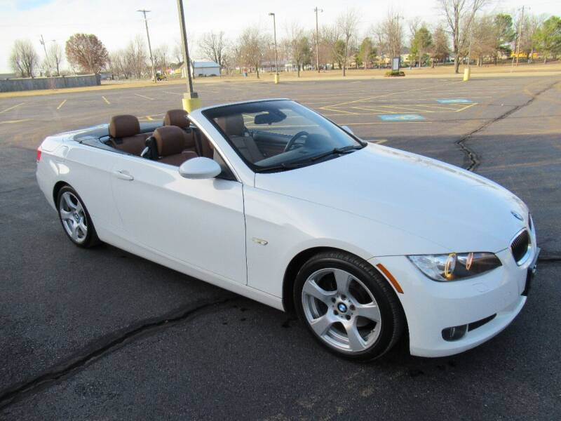 2008 BMW 3 Series for sale at Just Drive Auto in Springdale AR