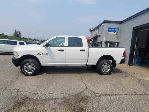 2018 RAM Ram Pickup 2500 for sale at Independent Performance Sales & Service in Wenatchee WA