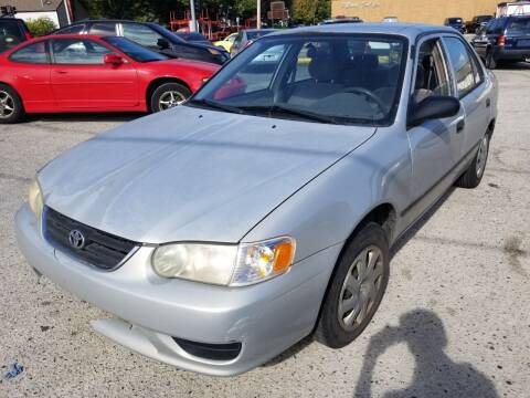 2002 Toyota Corolla for sale at D & D All American Auto Sales in Mt Clemens MI