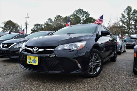 2017 Toyota Camry for sale at Rivera Auto Group in Spring TX