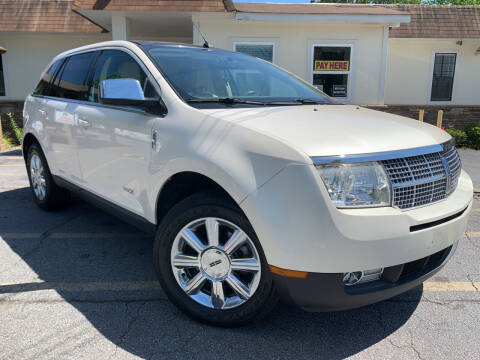 2008 Lincoln MKX for sale at Hola Auto Sales in Atlanta GA