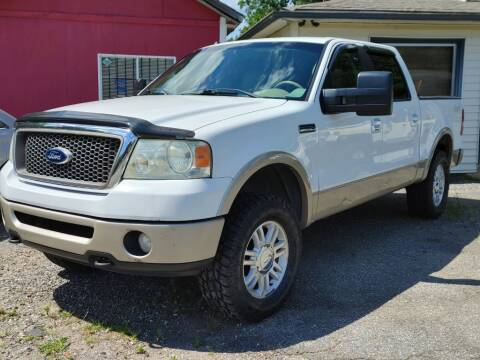 2008 Ford F-150 for sale at Snap Auto in Morganton NC