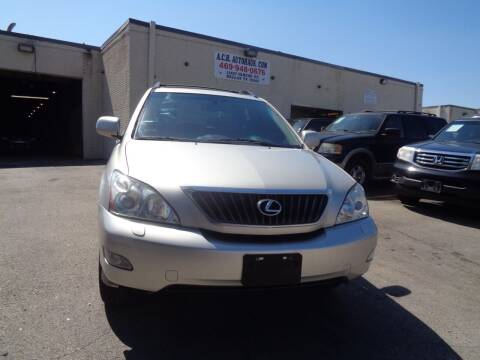 2008 Lexus RX 350 for sale at ACH AutoHaus in Dallas TX