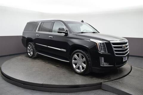 2018 Cadillac Escalade ESV for sale at M & I Imports in Highland Park IL