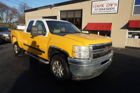 2011 Chevrolet Silverado 2500HD for sale at I-Deal Cars LLC in York PA