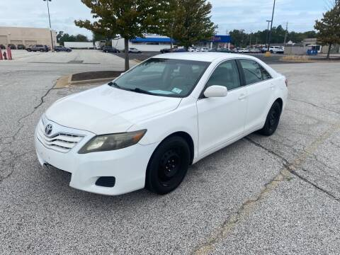 2011 Toyota Camry for sale at TKP Auto Sales in Eastlake OH