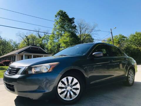 2009 Honda Accord for sale at Cobb Luxury Cars in Marietta GA