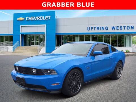 2010 Ford Mustang for sale at Uftring Weston Pre-Owned Center in Peoria IL