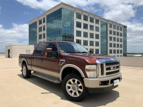 2008 Ford F-250 Super Duty for sale at SIGNATURE Sales & Consignment in Austin TX