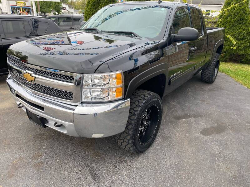 2013 Chevrolet Silverado 1500 for sale at Brucken Motors in Evansville IN