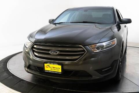 2019 Ford Taurus for sale at AUTOMAXX MAIN in Orem UT