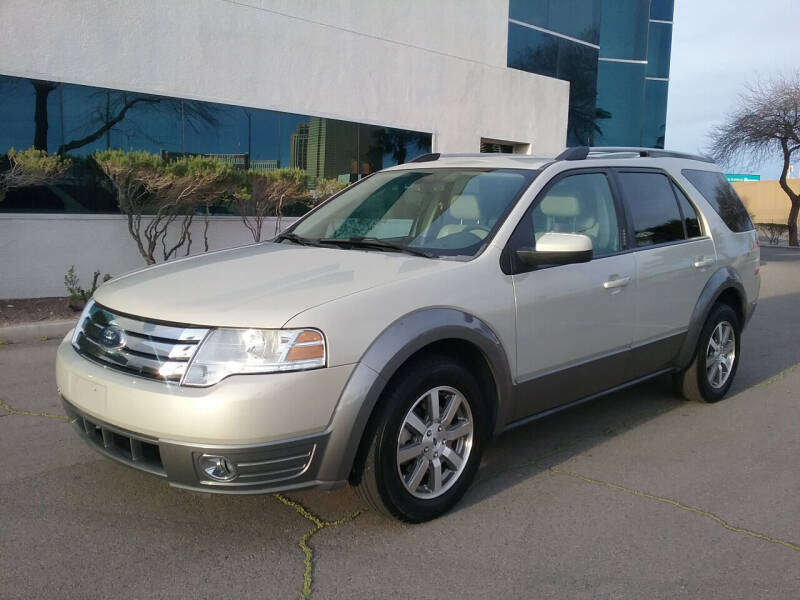 2008 Ford Taurus X for sale at Nevada Credit Save in Las Vegas NV