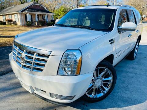2011 Cadillac Escalade for sale at E-Z Auto Finance in Marietta GA