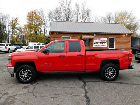 2014 Chevrolet Silverado 1500 for sale at Super Cars Direct in Kernersville NC