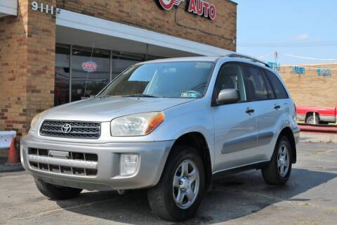 2003 Toyota RAV4 for sale at JT AUTO in Parma OH