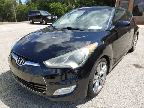 2013 Hyundai Veloster for sale at Auto Solutions of Rockford in Rockford IL