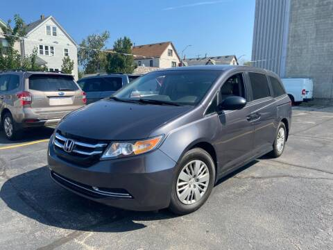 2016 Honda Odyssey for sale at Fine Auto Sales in Cudahy WI